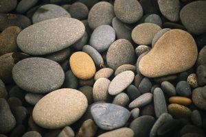 vignette stones nature