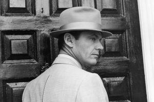vintage hat monochrome jack nicholson movies chinatown detectives