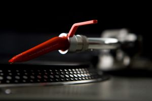 vinyl gramophone music
