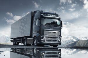 volvo vehicle trucks volvo fh16 lorry