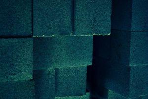 wall dark stones