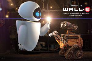 wall·e pixar animation studios movies animated movies