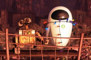 wall·e wall-e disney pixar pixar animation studios