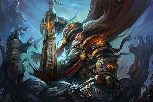 warcraft dwarf dwarf warrior warrior colorful dwarfs world of warcraft drawing