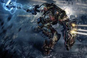 warhammer 40,000 fantasy art artwork space marines video games