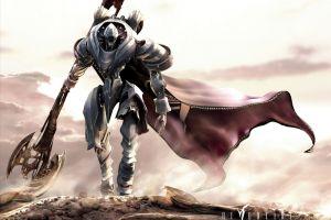 warrior robot rf online video games