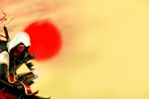 warrior video games assassin's creed artwork