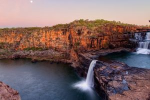 water rock waterfall landscape nature