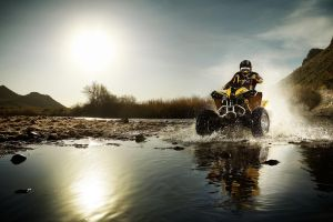 water vehicle atvs atv