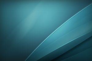 waveforms abstract minimalism digital art simple simple background blue