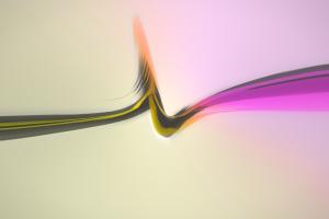 waveforms minimalism digital art
