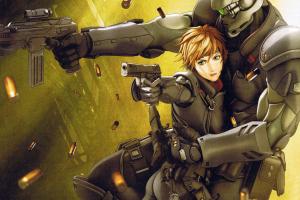 weapon appleseed gun women