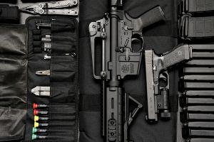 weapon assault rifle pistol glock gun ar-15 smith & wesson m&p smith & wesson ammunition tools