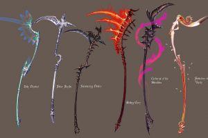 weapon fantasy weapon fantasy art