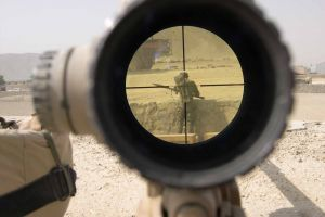 weapon military soldier sniper rifle