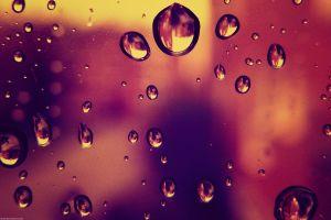 window water water drops water on glass