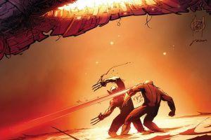 wolverine comics cyclops