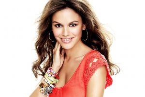 women actress bracelets smiling portrait rachel bilson