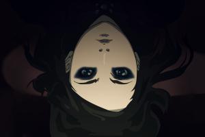 women anime anime girls ergo proxy face