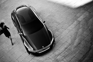 women concept cars model monochrome car vehicle citroen numero 9