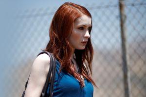 women felicia day redhead