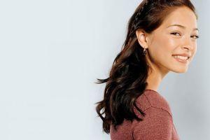 women kristin kreuk brunette