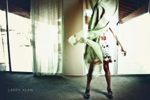 women larry alan dress legs women indoors
