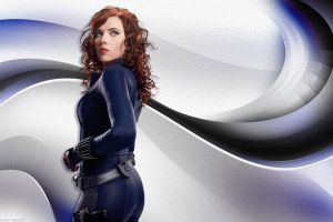 women marvel cinematic universe iron man 2 superheroines scarlett johansson catsuits black widow catsuit