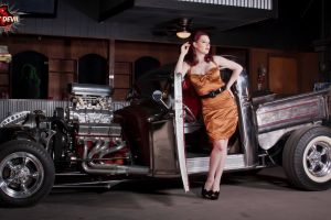 women old car car women with cars