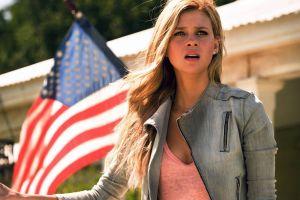 women outdoors nicola peltz blonde women movie scenes actress