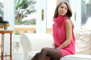 women sweater pornstar pantyhose krystal boyd