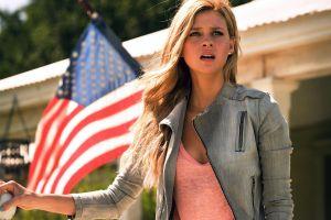 women transformers: age of extinction american flag nicola peltz movies