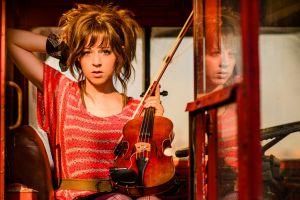 women violin lindsey stirling celebrity musical instrument