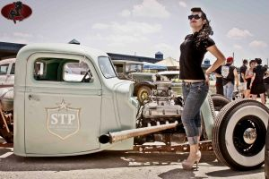 women with cars old car car women jeans