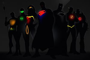 wonder woman green lantern batman justice league the flash dc comics superman aquaman superhero