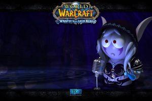 world of warcraft sylvanas windrunner video games