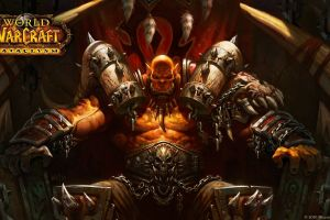 world of warcraft video games world of warcraft: cataclysm orcs
