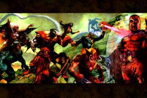 x-men magneto zombies wolverine comics