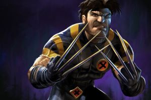 x-men wolverine marvel comics