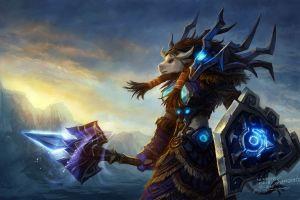 yaorenwo world of warcraft video games taurens