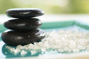 zen garden zen depth of field crystal  rock love stones