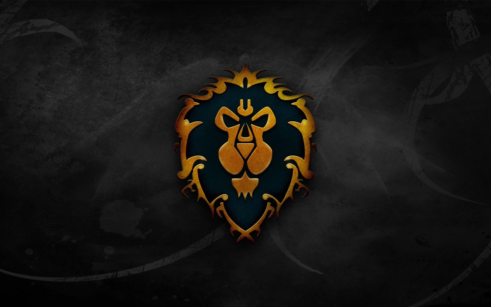 world of warcraft video games pc gaming logo