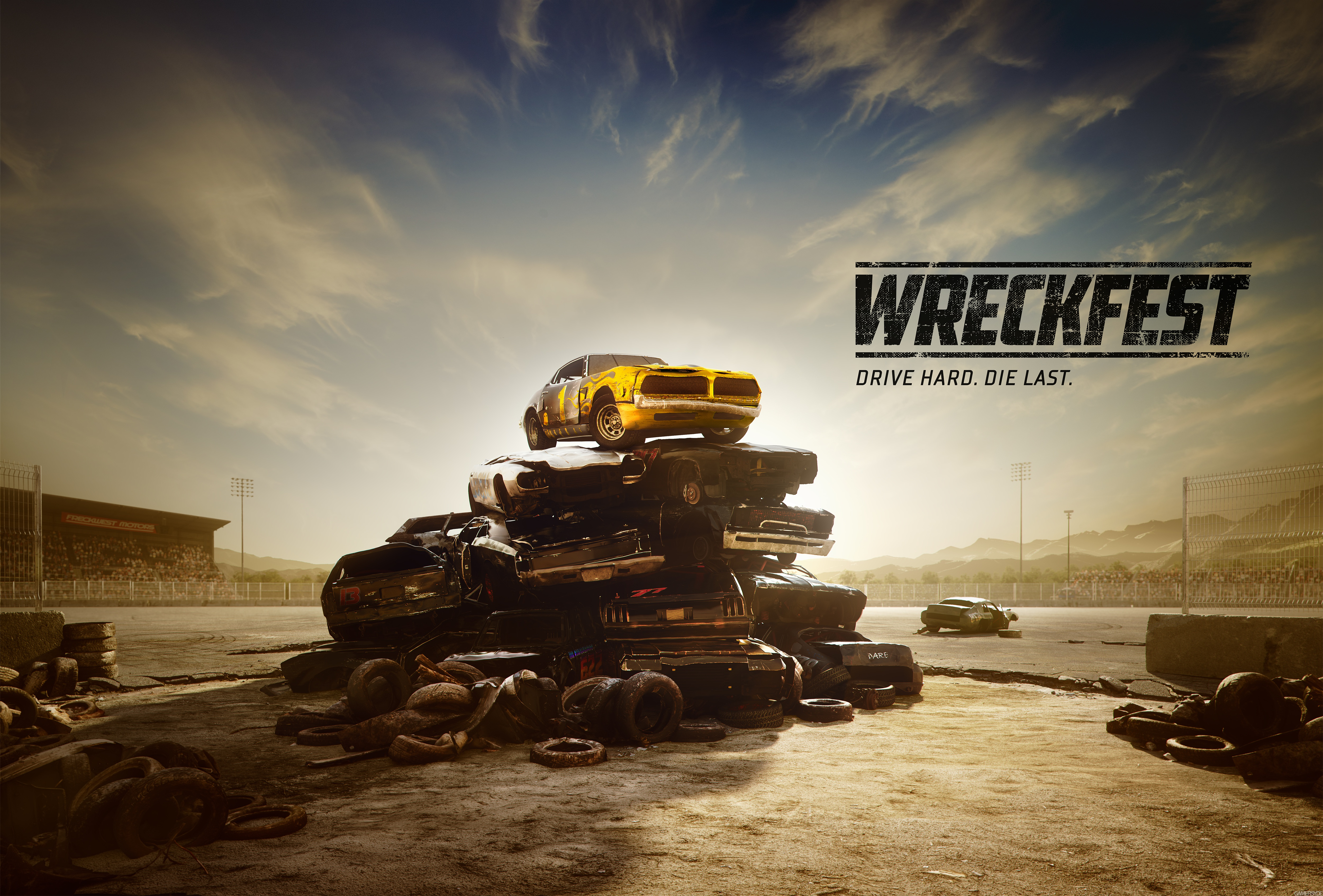 2018 (year) video games wreck car vehicle