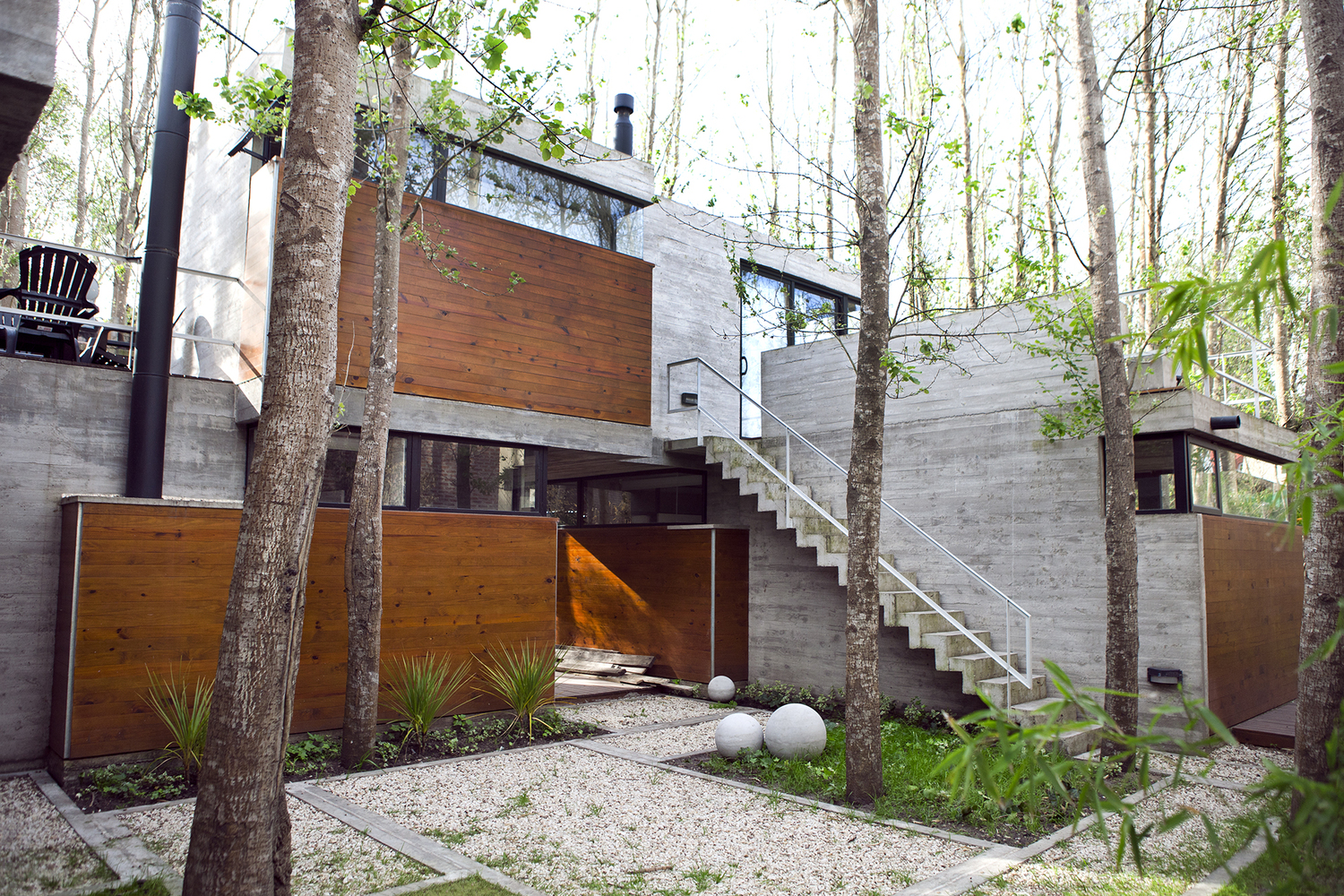 architecture house modern
