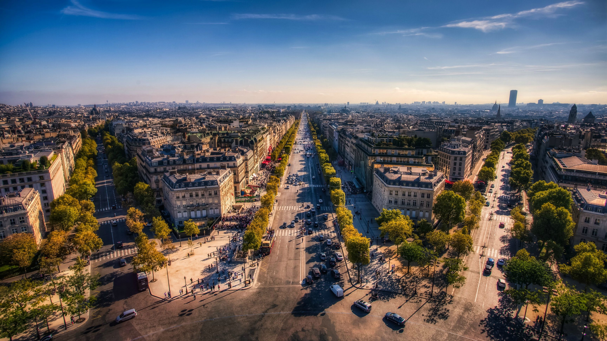 city france horizon paris