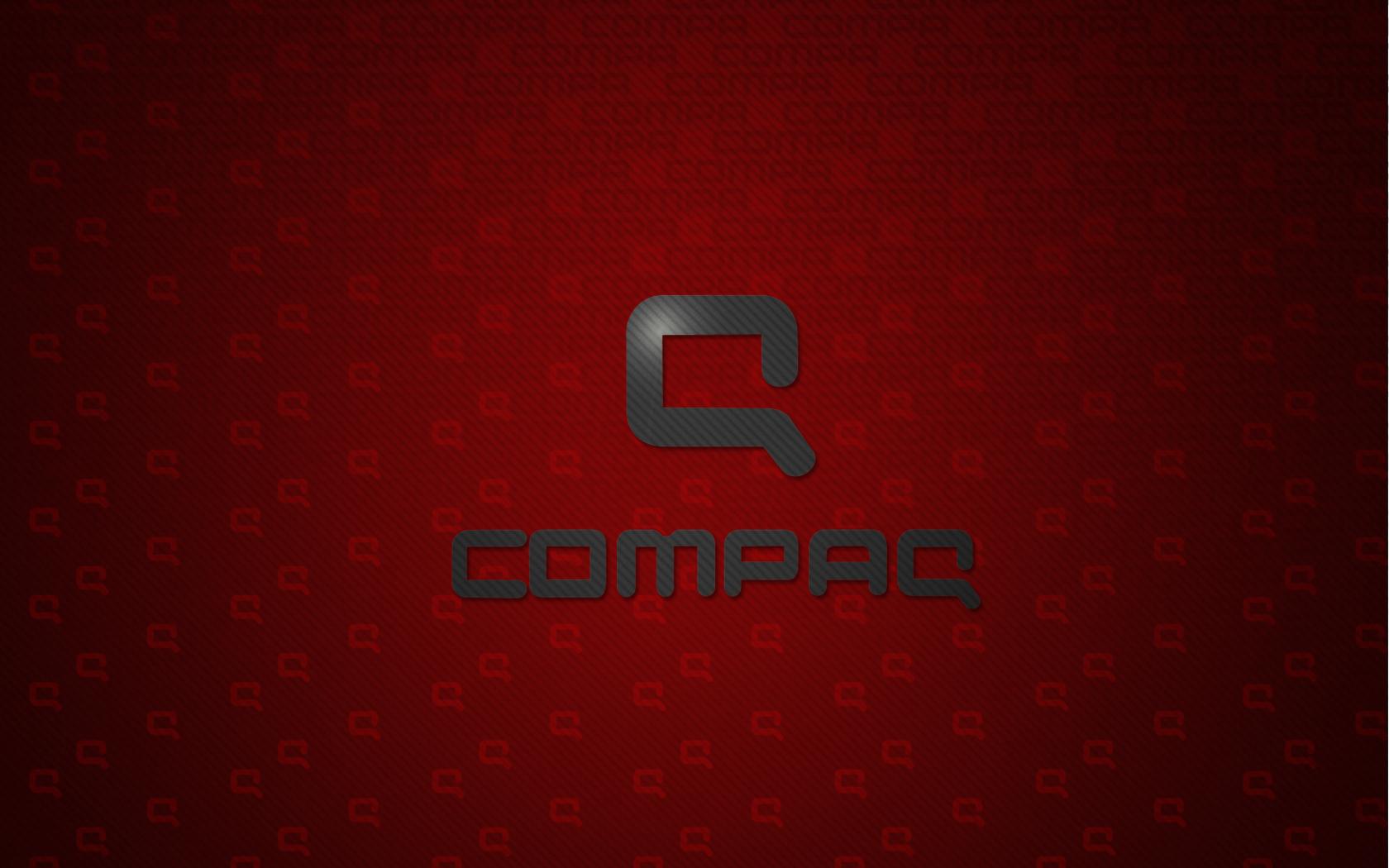 computer hp compaq technology