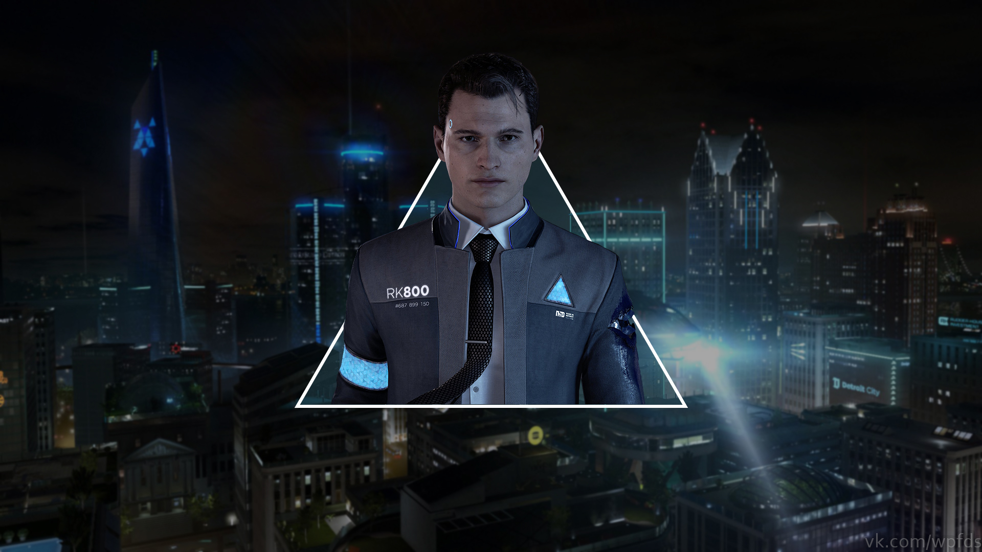 detroit become human detroit: become human connor (detroit: become human) video games