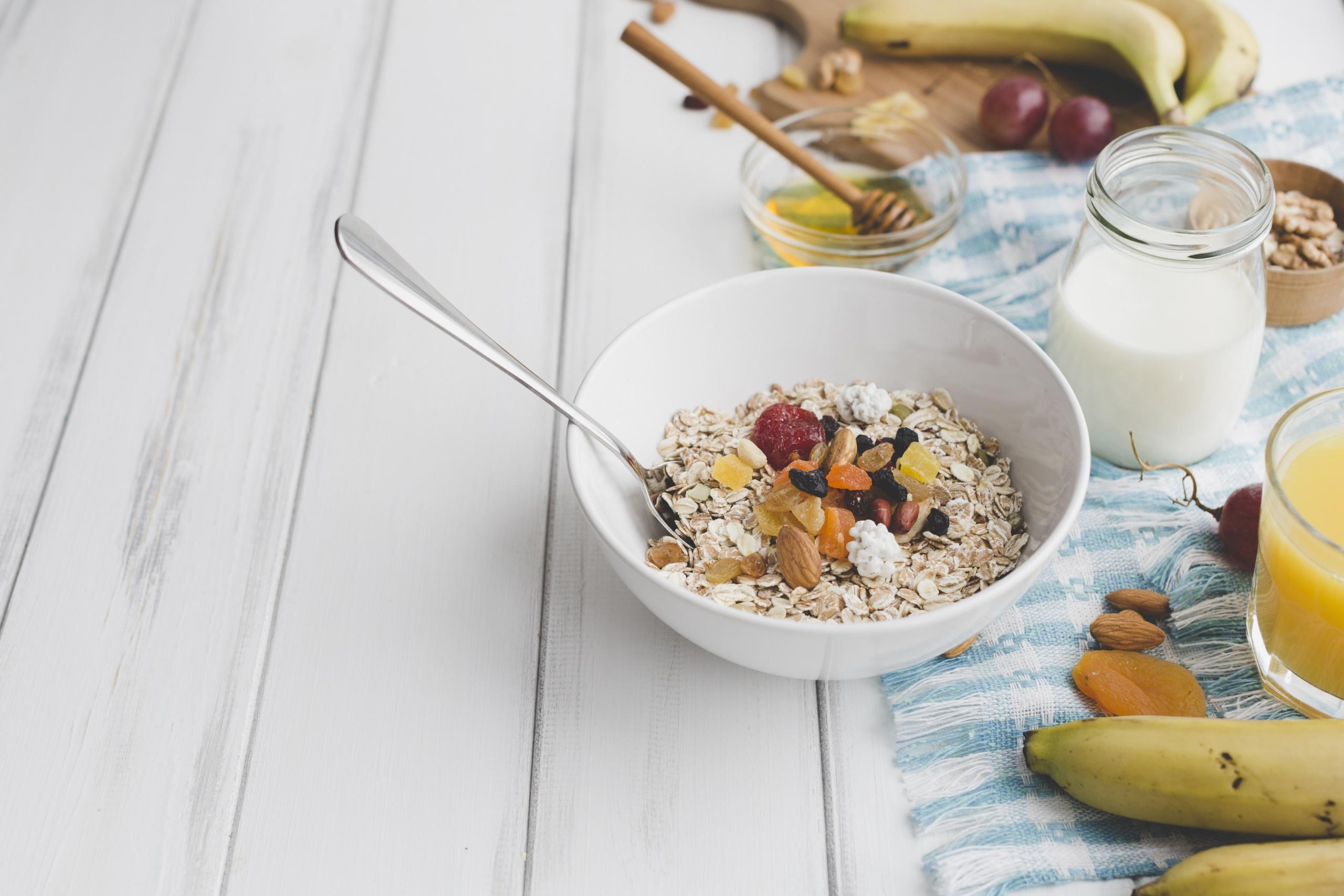 fruit breakfast food