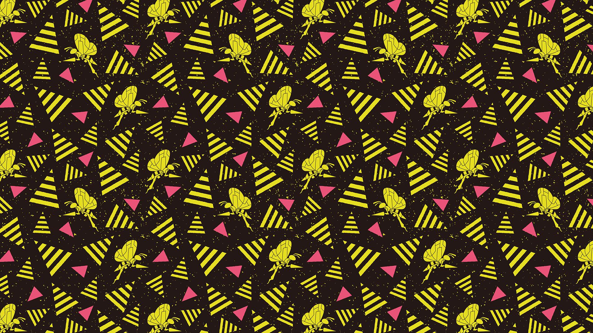 pattern cartoon pokémon tile
