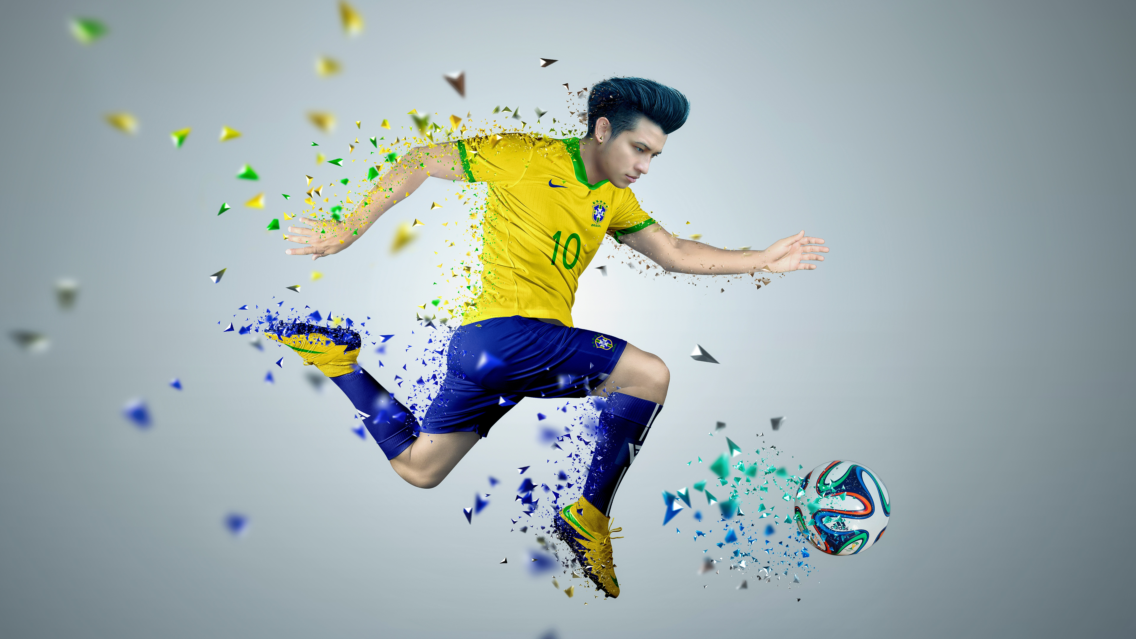 Sport Fan Art Digital Art Soccer